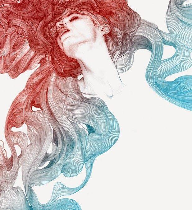 Fa l'amore con i tuoi capelli …